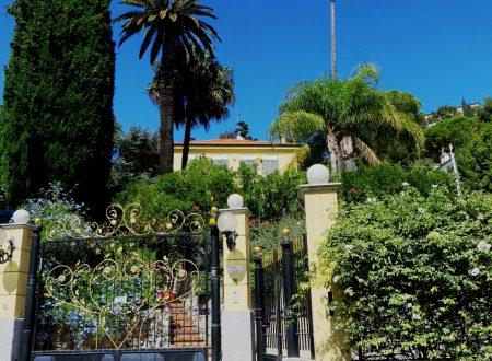 Bordighera (IM) – Villa Giulia
