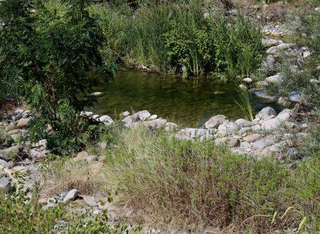 Dolceacqua (IM) – il torrente Nervia