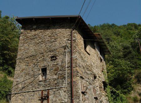 Buggio, Frazione di Pigna (IM), Alta Val Nervia – un rustico
