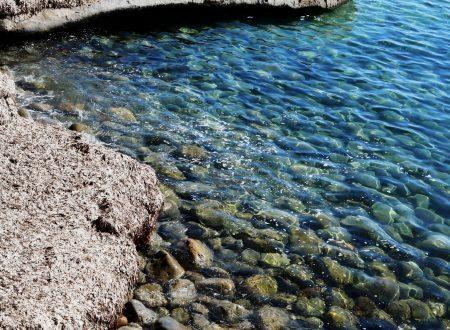 Latte, Frazione di Ventimiglia (IM) – uno scorcio della spiaggia di levante