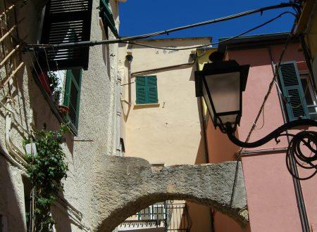 Santo Stefano al Mare (IM): Via Genova