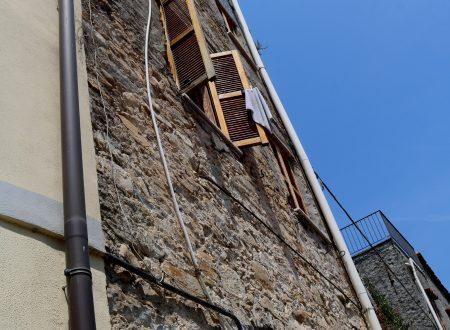 Borghetto San Nicolò, Frazione di Bordighera (IM): Via Risorgimento