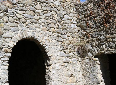 Olivetta San Michele (IM), Località Torre: un antico mulino