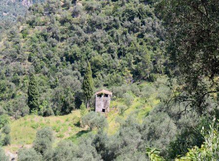 Airole (IM): Località Madonna delle Grazie