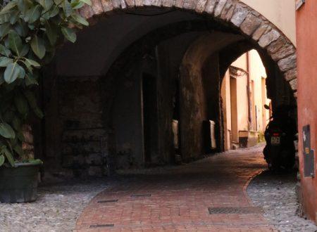 Sanremo (IM): Porta di Via Palma