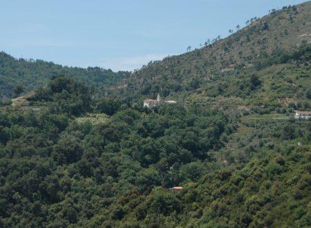 Ventimiglia (IM): Chiesa di Cimone e Valle di Roasso