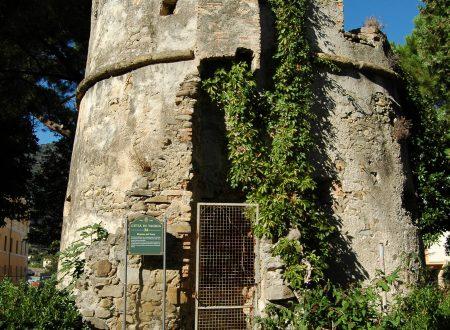 Taggia (IM): Bastione del Ponte