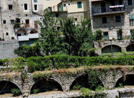 Rocchetta Nervina (IM): antiche canalizzazioni
