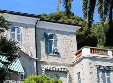 Bordighera (IM): ex Villa Cava